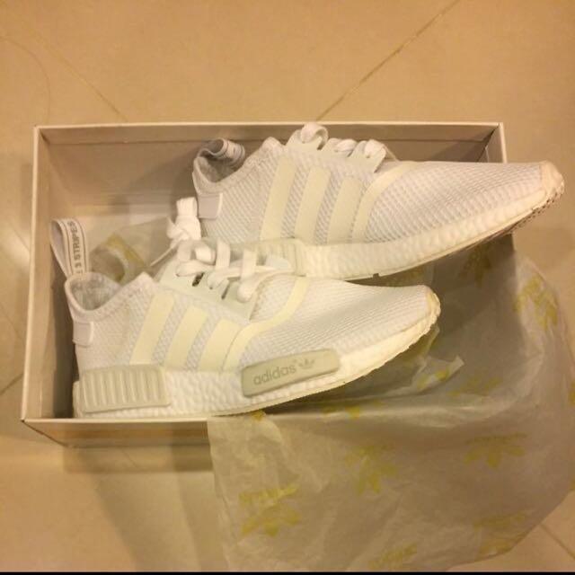 adidas/nmd/急售/附鞋盒/us8/uk5.5/eur39/cm25