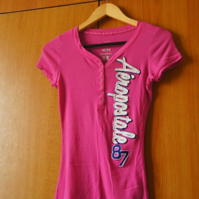 Aero Baseball Shirt