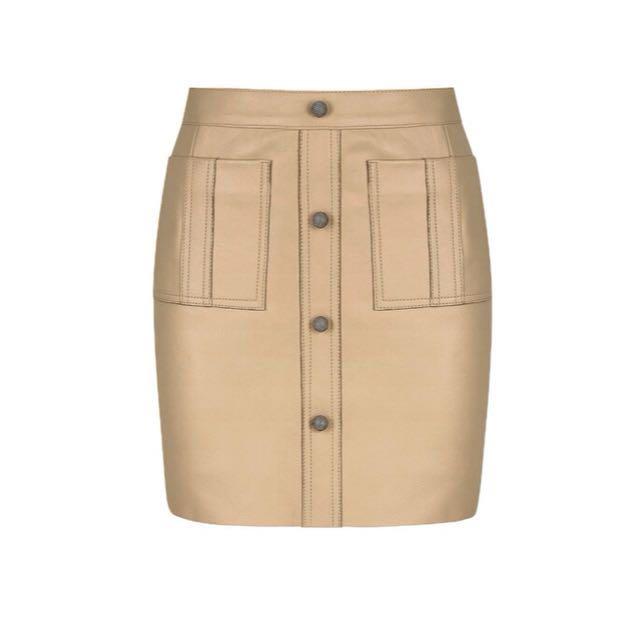 Aje Shrimpton Mini Skirt