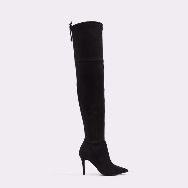 ALDO Asteille Suede Over the Knee Boots