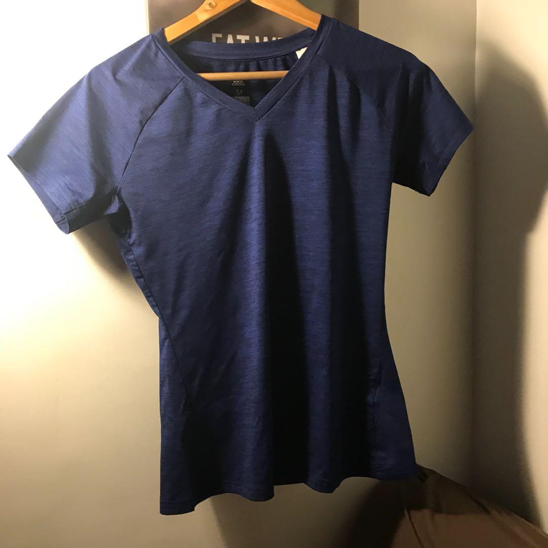 Almost brand new adidas gym shirt