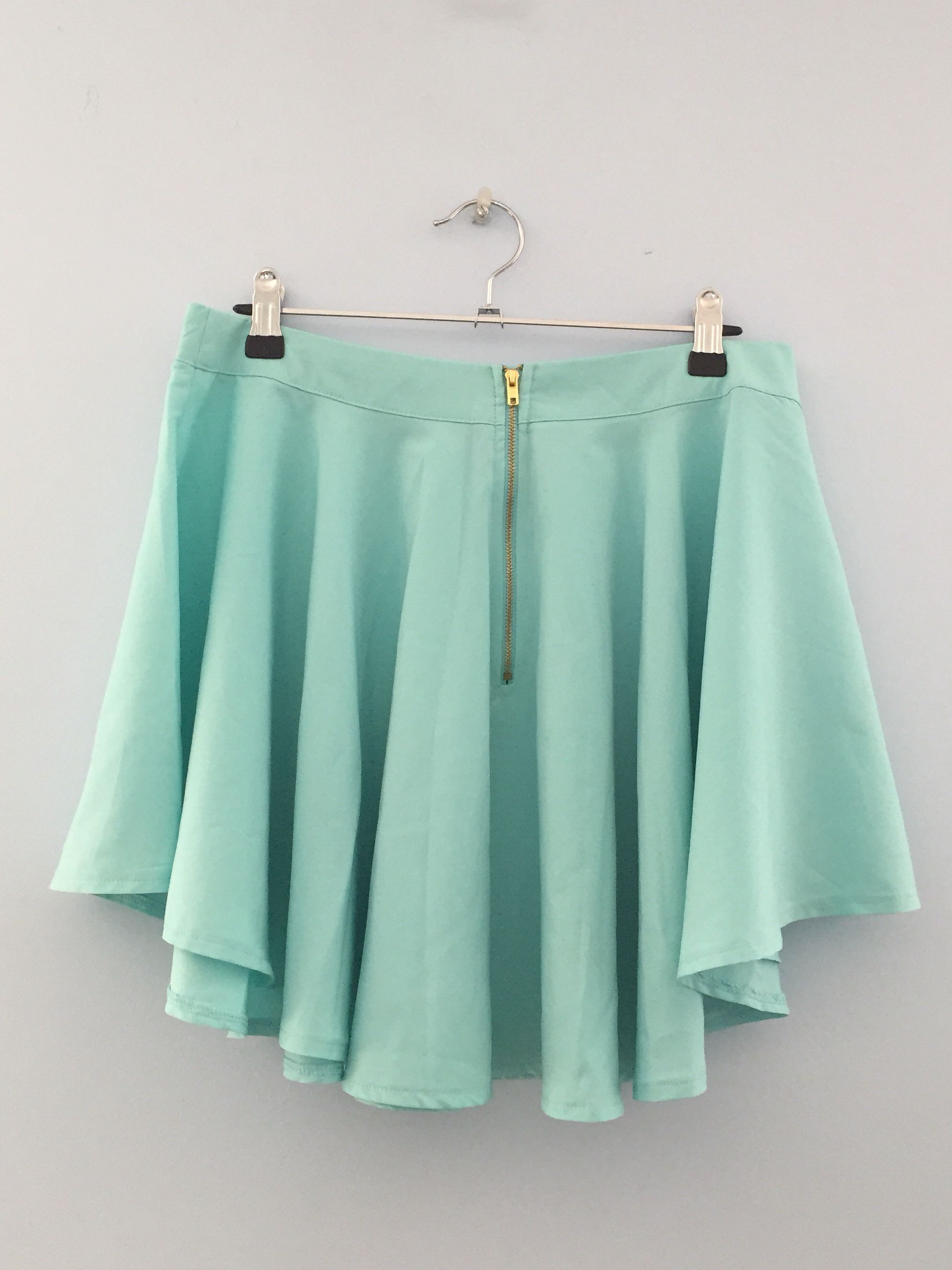 Asymmetrical Skirt Size 12