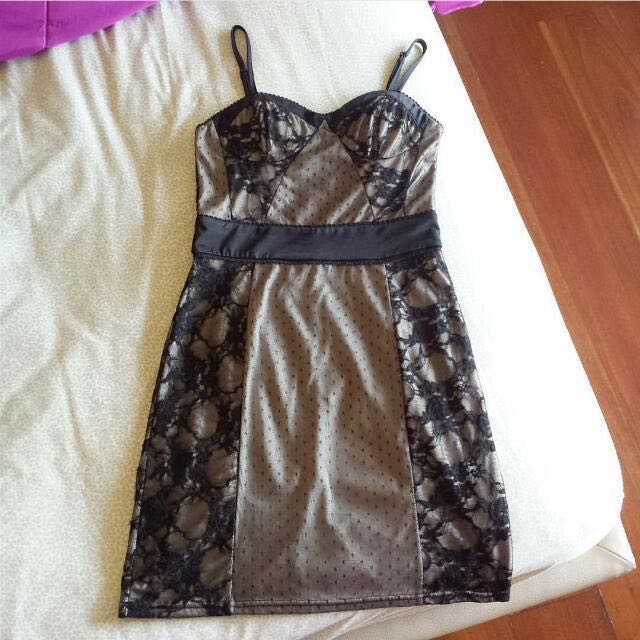 Australian Brand: Chicabootie Lace Dress