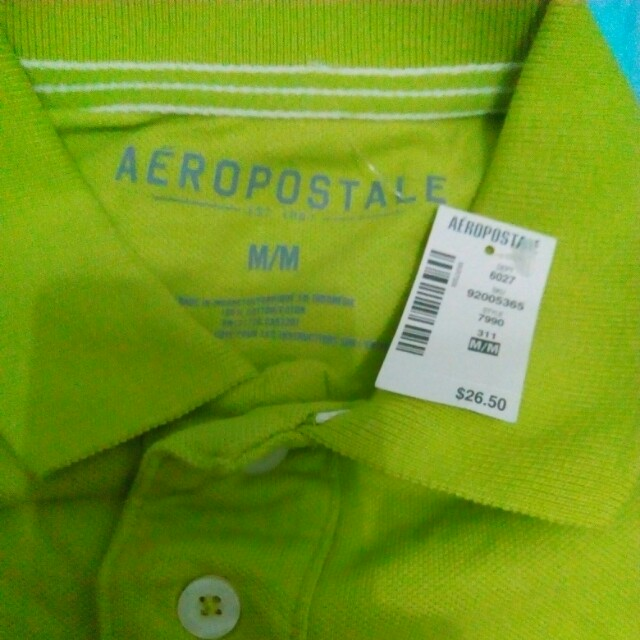 Authentic Aeropostale polo shirt..