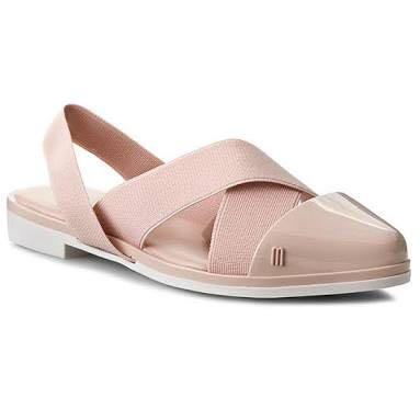 Authentic Melissa good vibes ad pink