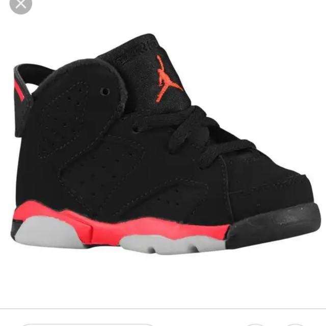 purchase cheap 6c207 10dc8 STILL NEGOTIABLE! FREE SF! Authetic Nike Jordan 6 Retro, Babies ...