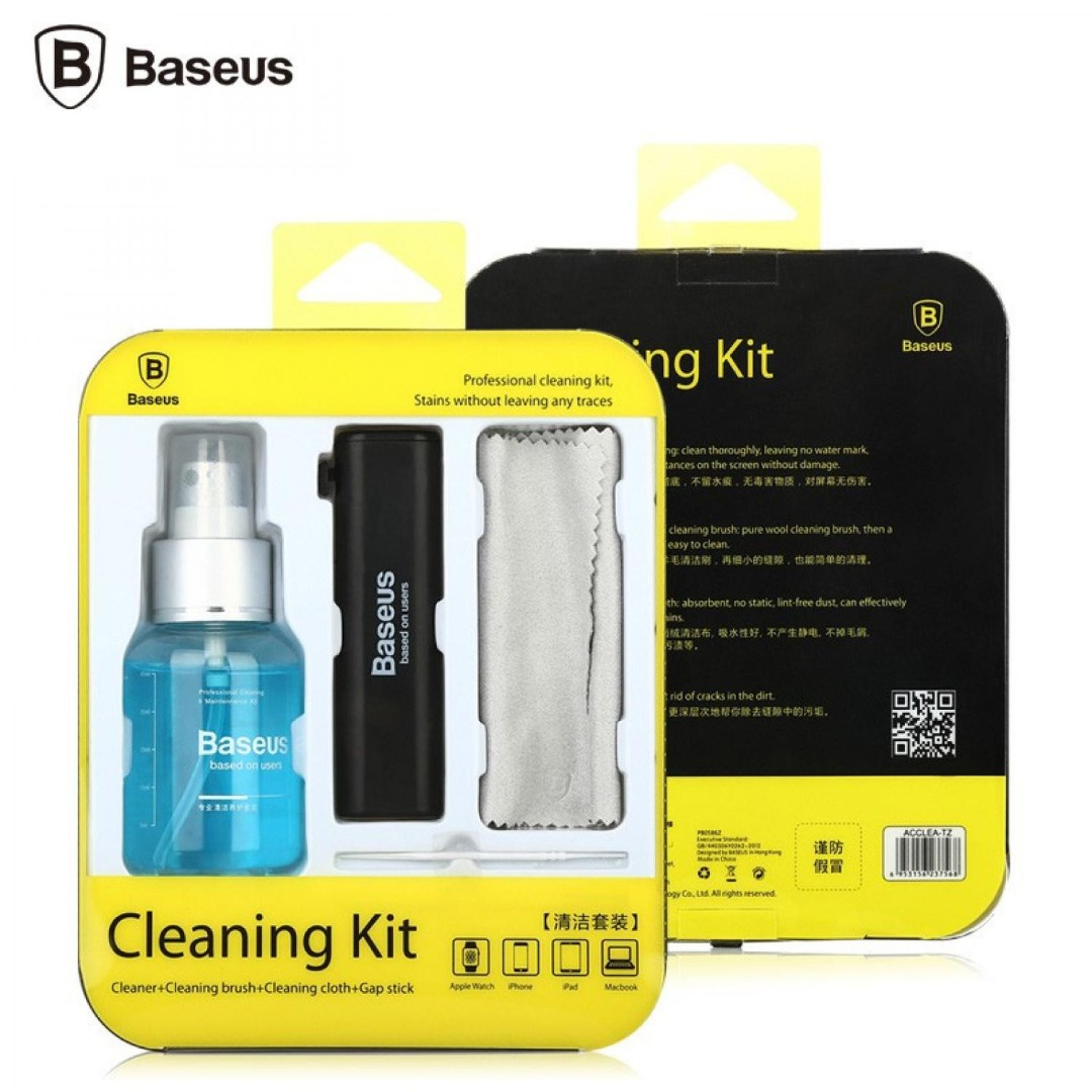 Baseus Cleaning Kit for Smartphone iPhone iPad Apple Watch.