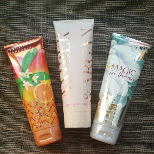 Bath and Body Works Body Cream