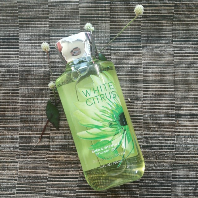 Bath and Body Works White Citrus