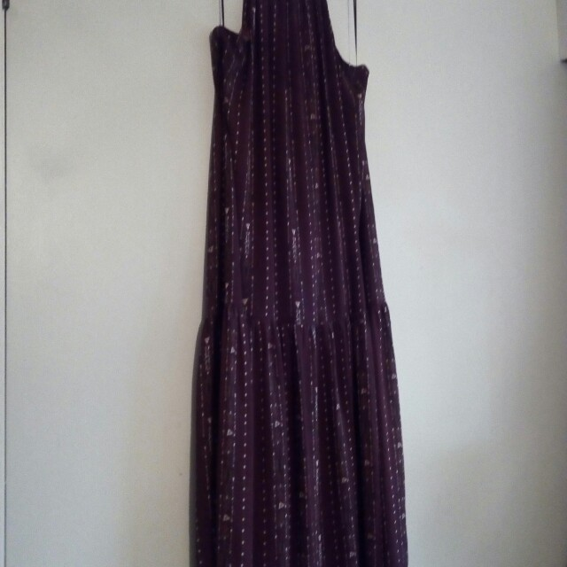 Beautiful pagani maxi dress