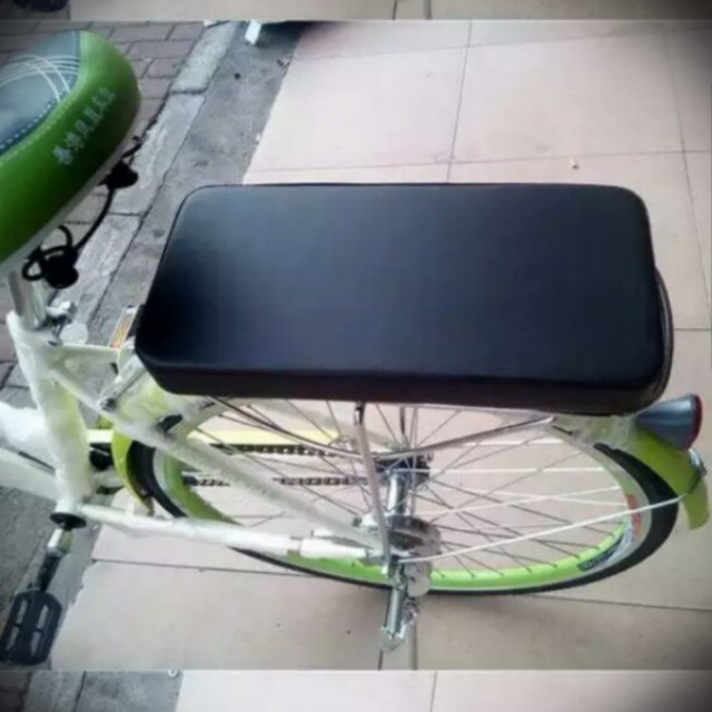 Bicycle Rear Seat Cushion Clip On Type Free Normal Mail Strictly No Meet Up