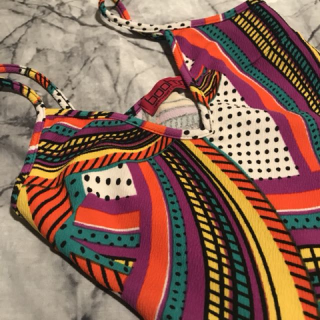 Boohoo dress