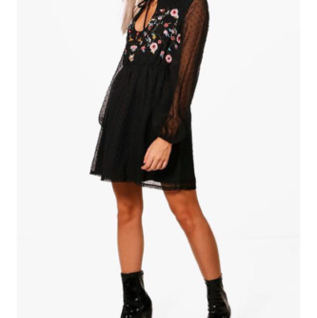 Boohoo dress size 12 brand new with tags