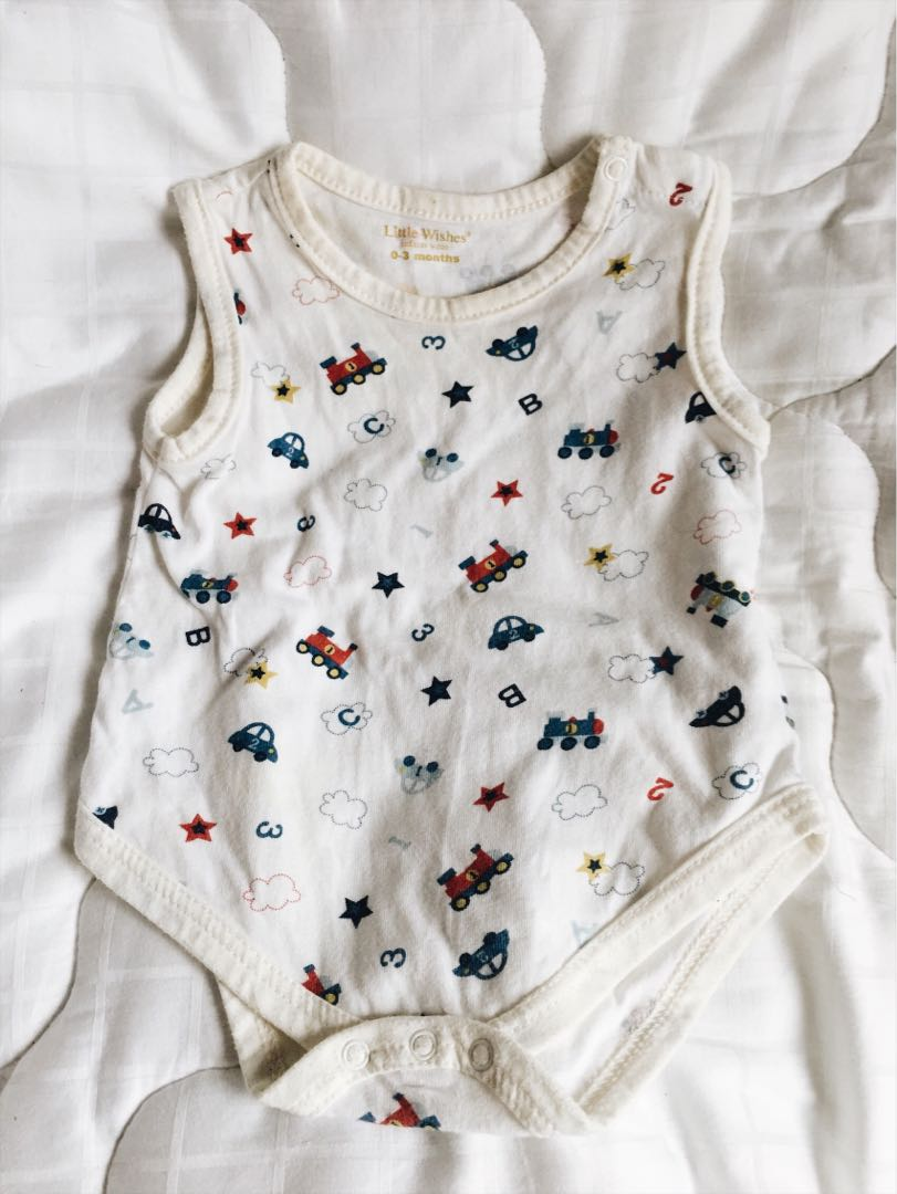 Boy's onesie