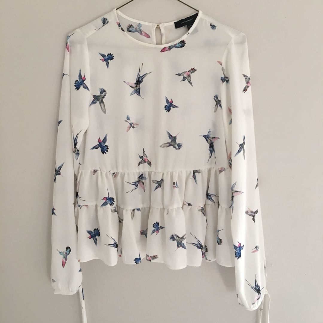 Brand new Atmosphere Chiffon Shirt
