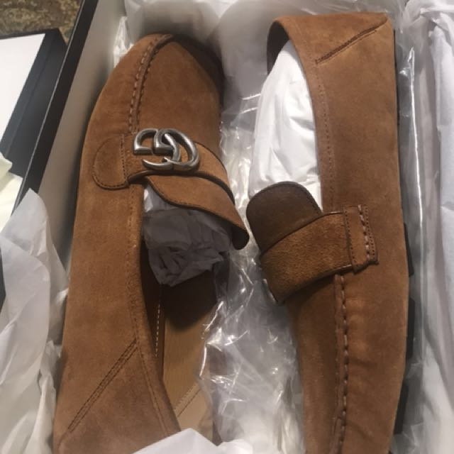 Brand new Gucci Noel drivers size 10G