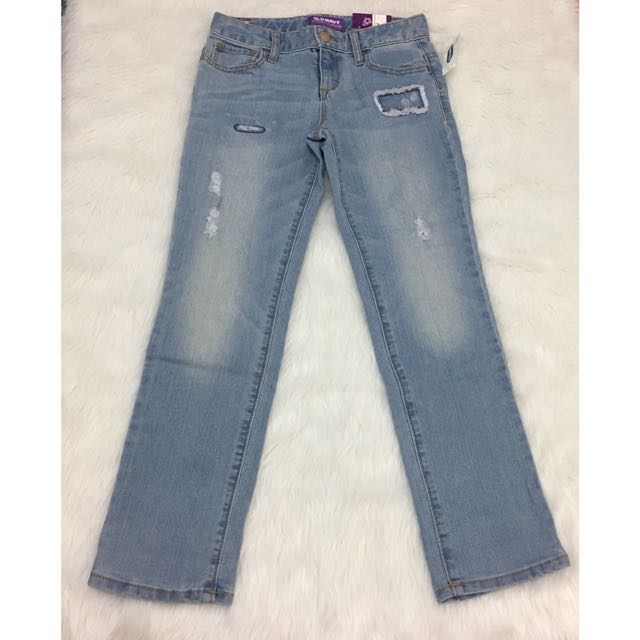 BRAND NEW***Old Navy Boyfriend Jeans