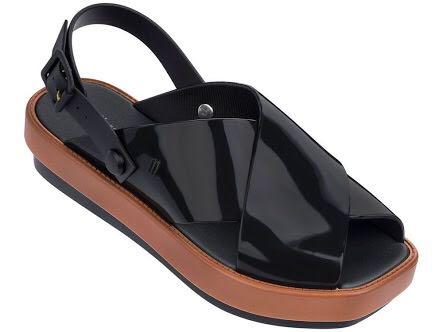 Brandnew Authentic Melissa sauce sandals iii