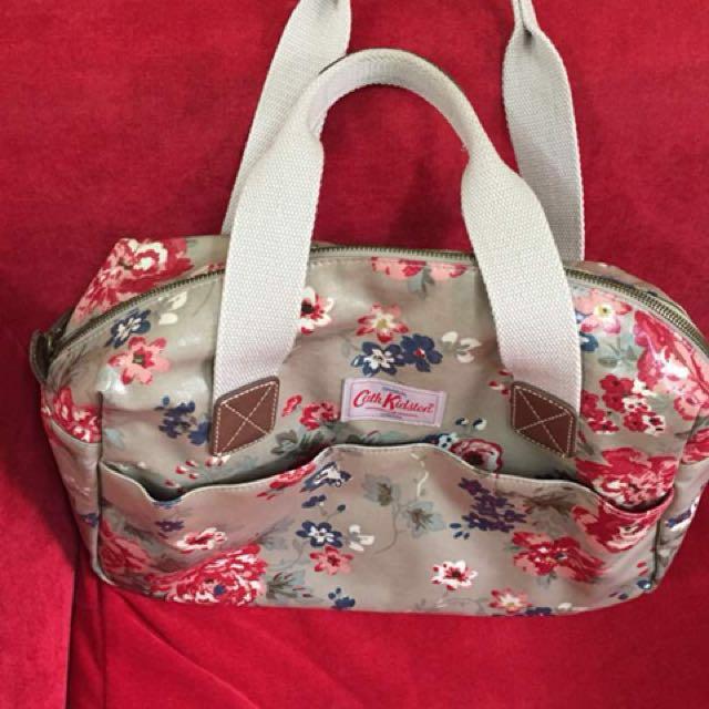Cath Kidston travel handbag