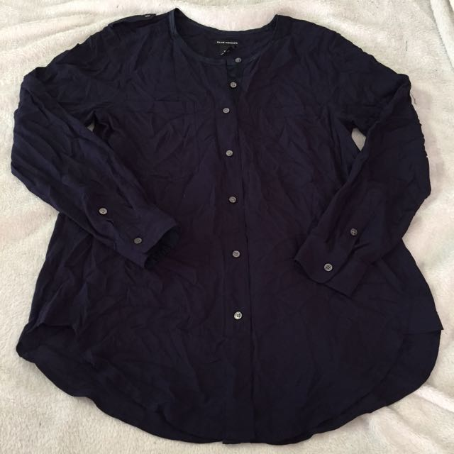 Club Monaco button up