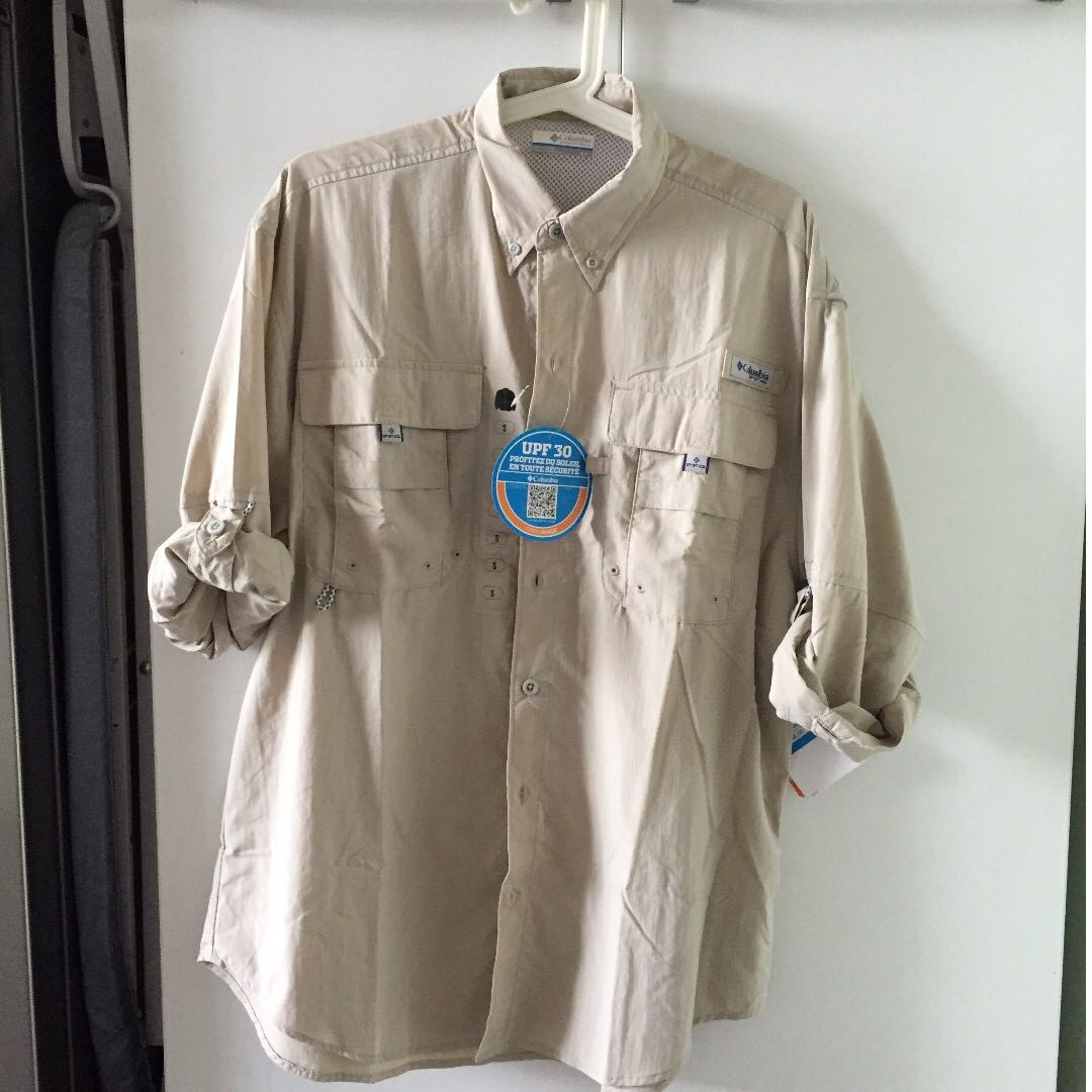 Columbia PFG Shirt - S size