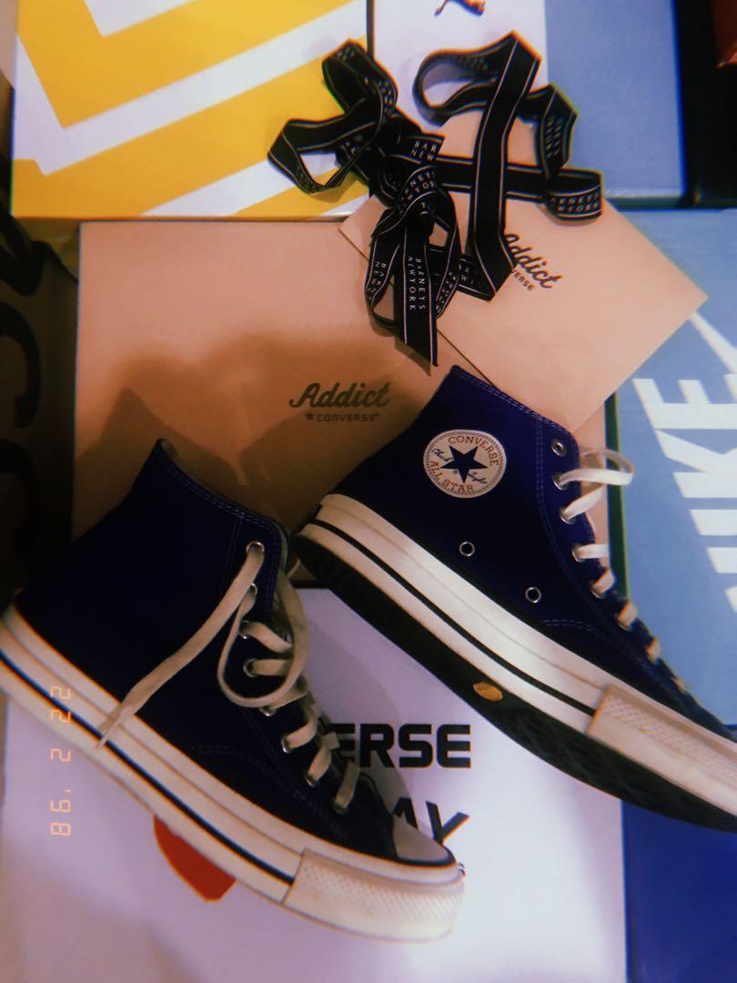 22ca68f898da4 Converse Addict, Men's Fashion, Footwear, Sneakers on Carousell