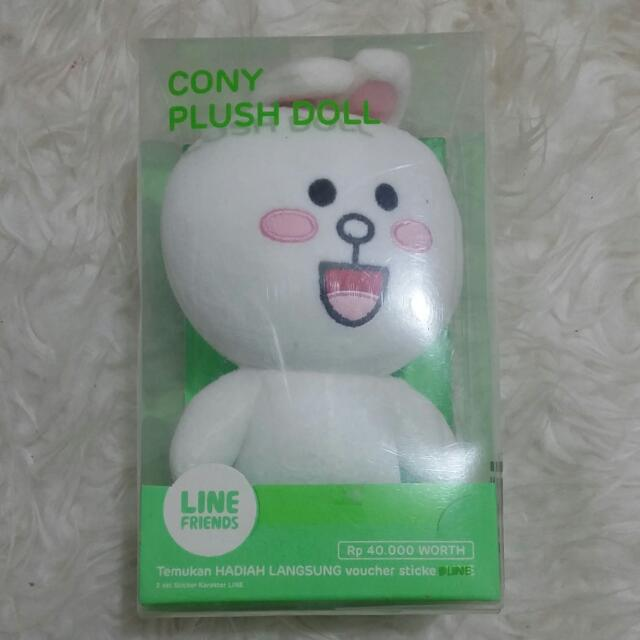Cony Plush Doll 20cm