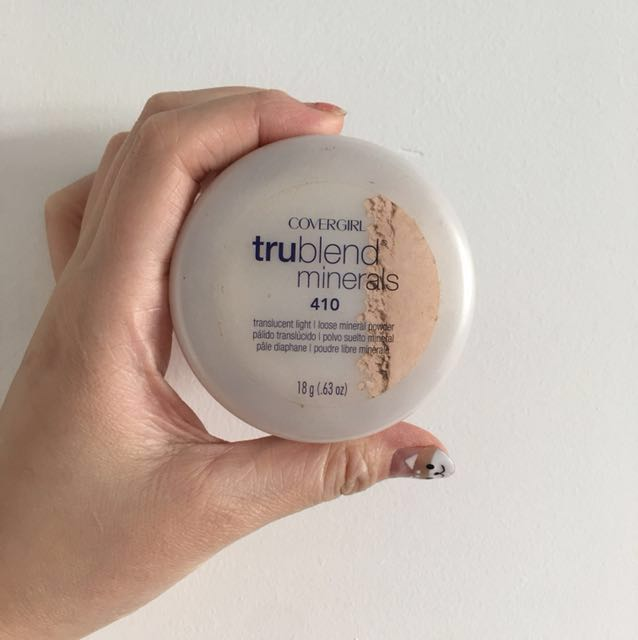 Covergirl Trublend Loose Mineral Powder