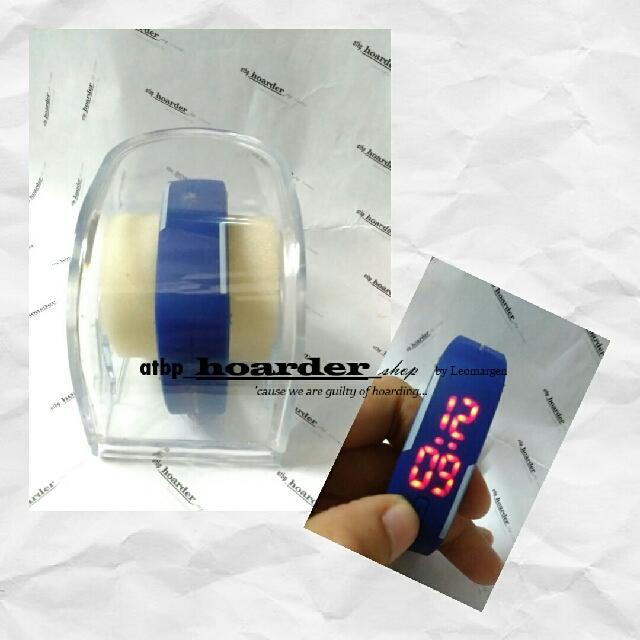 Digital LED Sports Wrist Watch