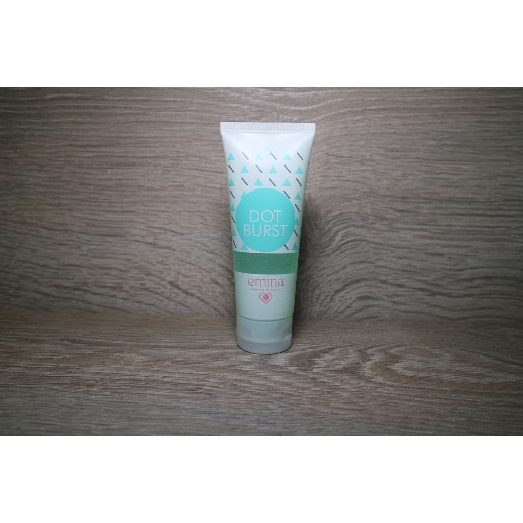Emina Dot Brust Face Wash 60 ML