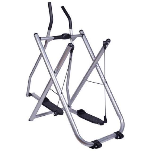 Fitneness glider fitness machine