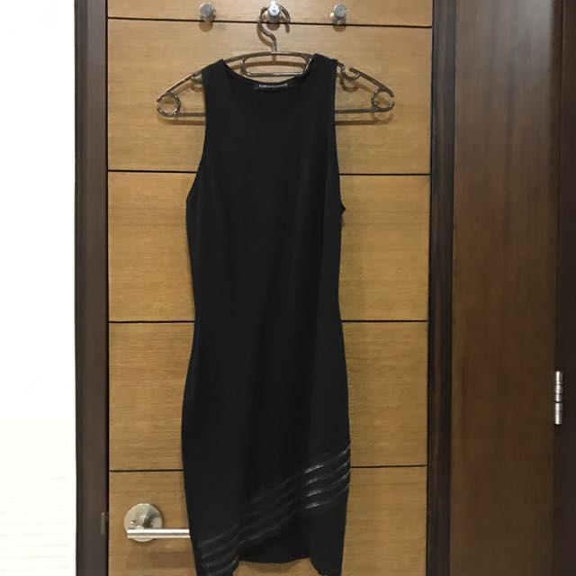 Foreign Exchange Bodycon Dress