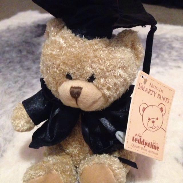 Graduation bear gift