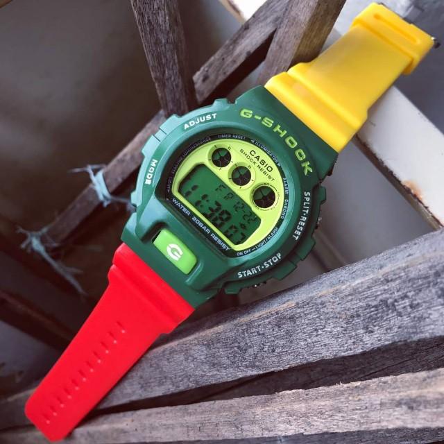 G-Shock Bob Marley