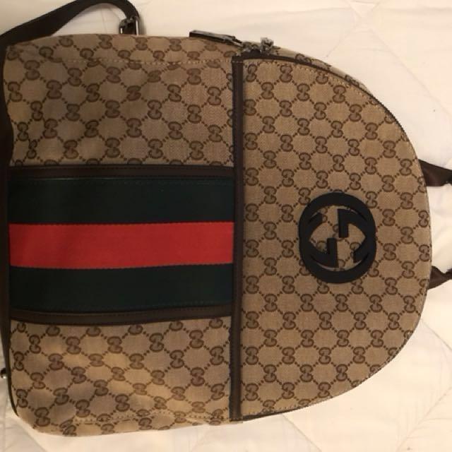 Gucci Backpack 🎒