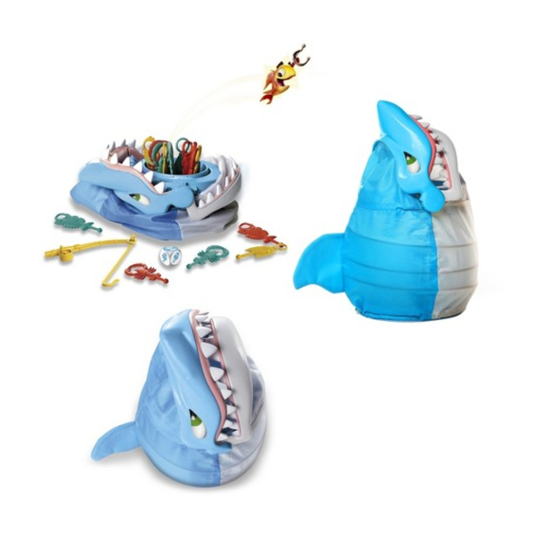 Happy Shark Hungry Shark Bite Game / Shark Bite Game Play / Happy Shark Toy / Baby Shark Game