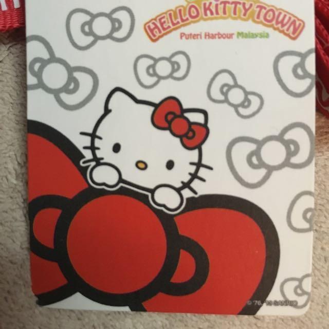 Hello Kitty 證件(票卡)套