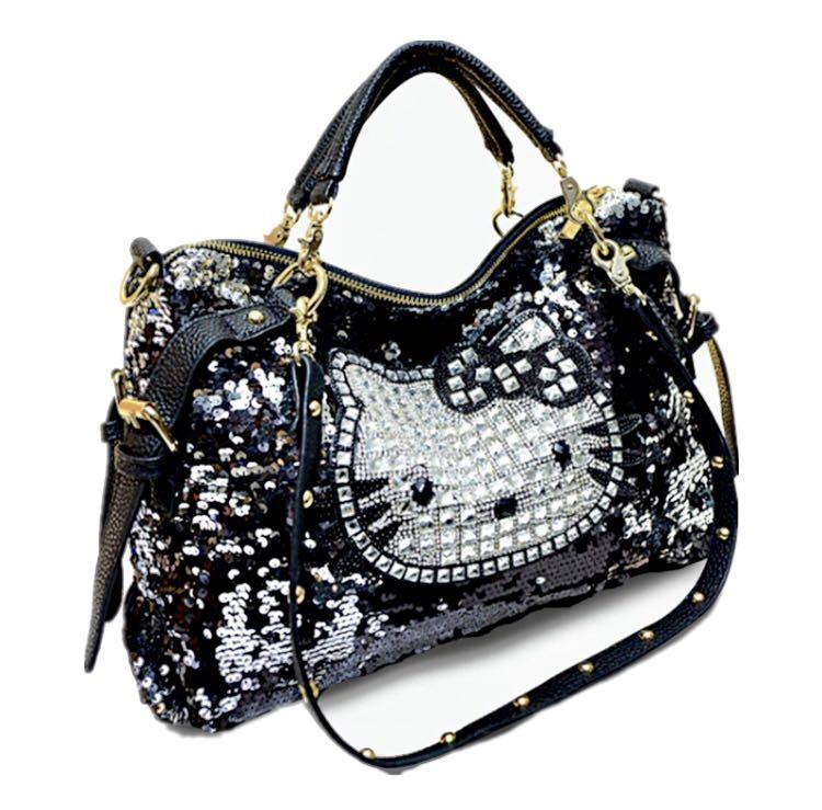 Bling Hello Kitty Bag Limited FashionBags PcsWomen's tQrxdChs