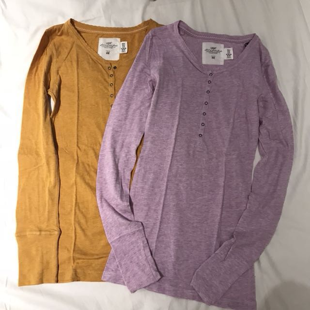 H&M Longsleeves (Buy 1 take 1)