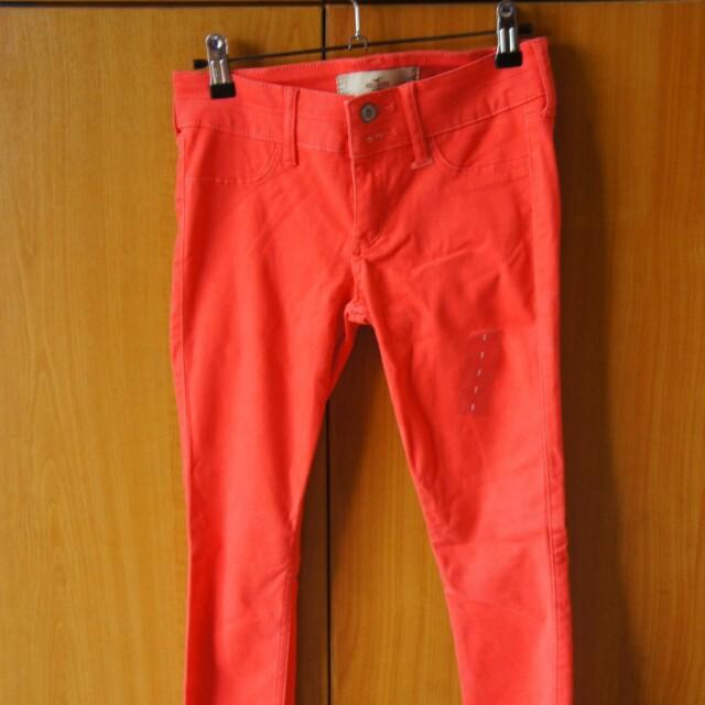 Hollister Pink Pants