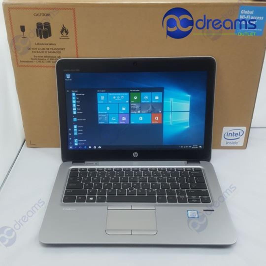 "HP ELITEBOOK 820 G4 [i5/8GB/256GB SSD/Win10Pro/12.5""] [FACTORY REFRESH]"