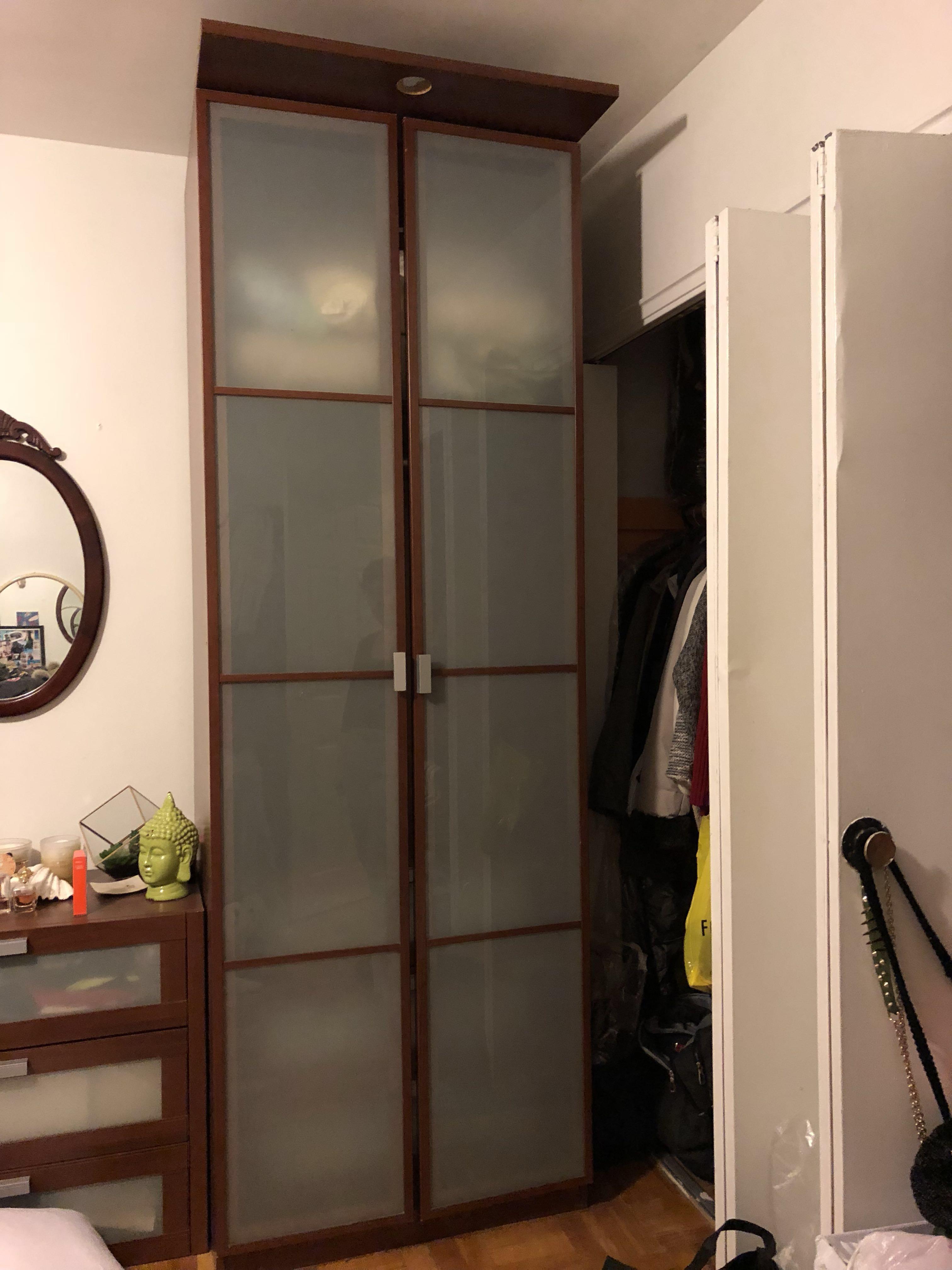 IKEA Closet Set (3 pc)