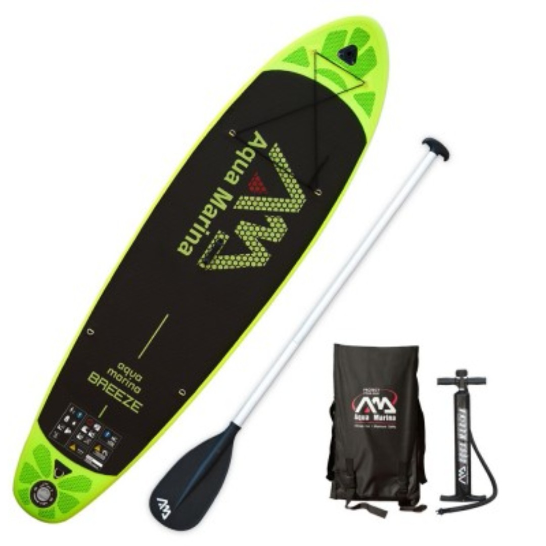 Inflatable Stand-up Paddle Board SKU: AM-SUP-BT-18BRP