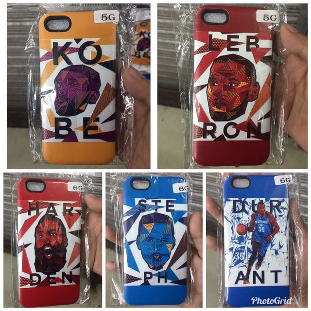 Iphone NBA Player Case