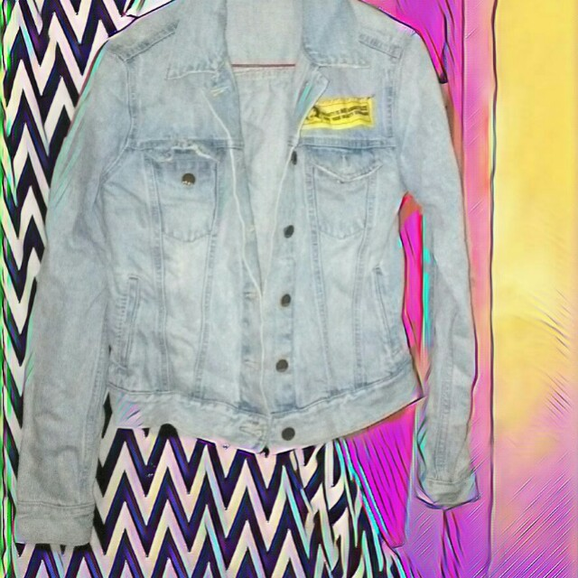 Jaket jeans/jeans/outer