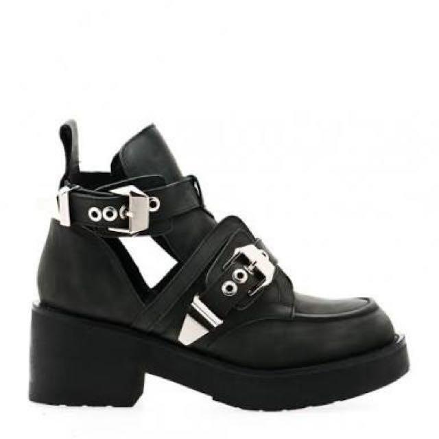 Jeffrey Campbell Coltrane's boots