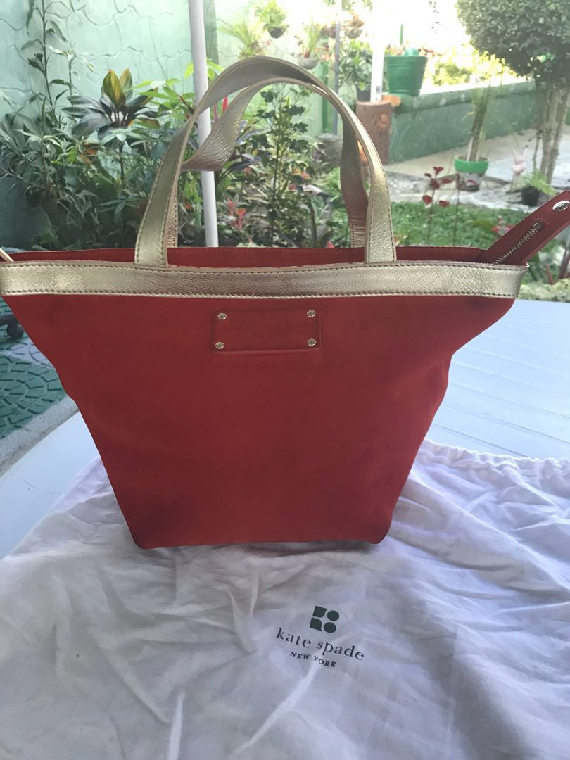 Kate Spade Anabel (Suede)