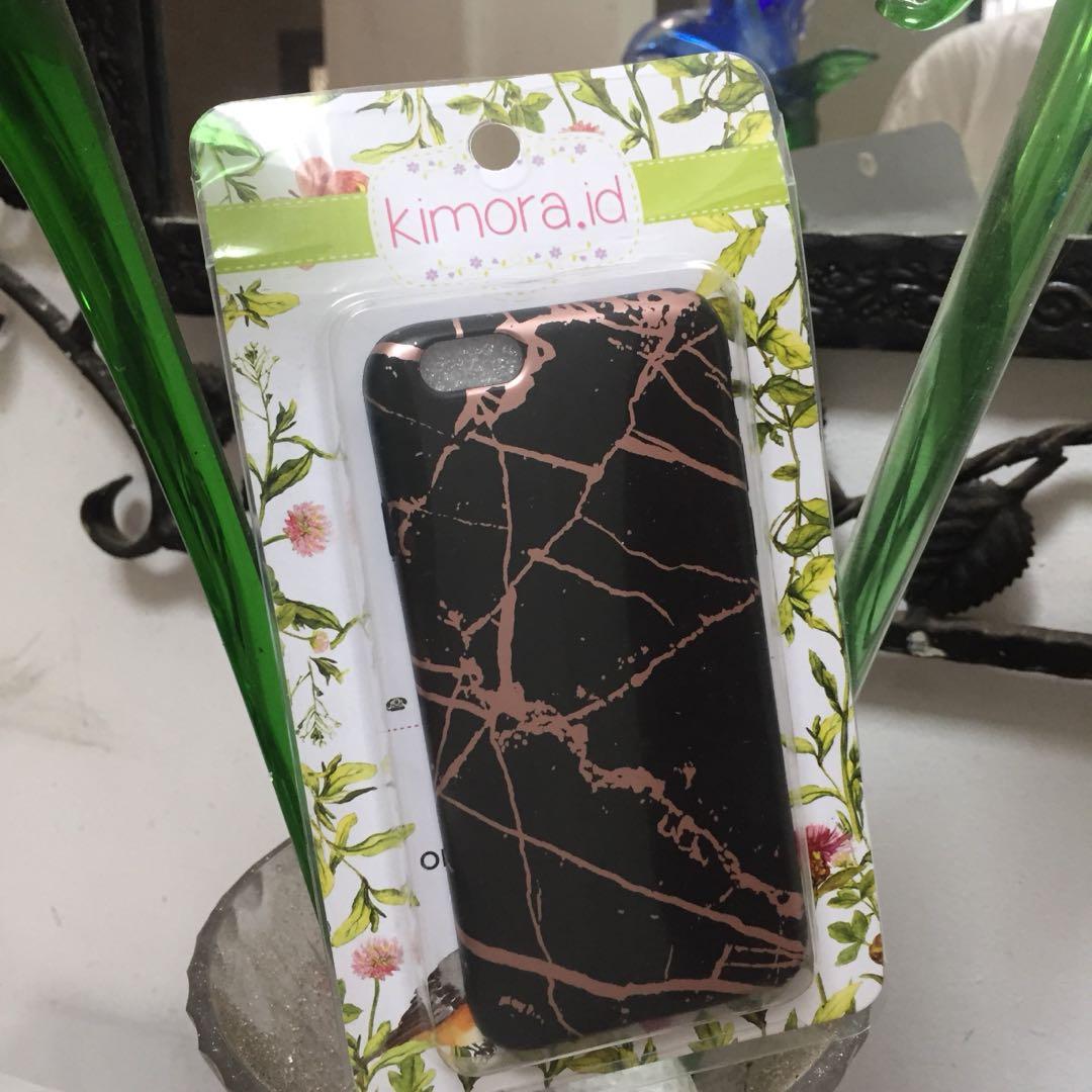 KIMORA Marble Case iPhone 6