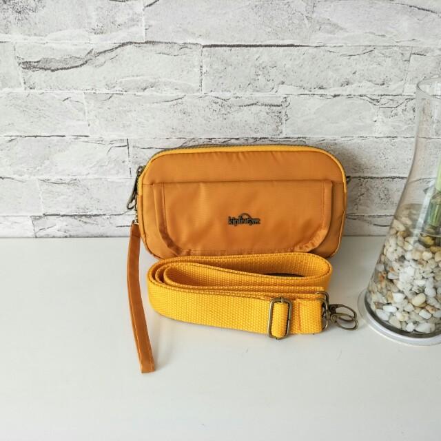Kipling Sling/Wrist Wallet