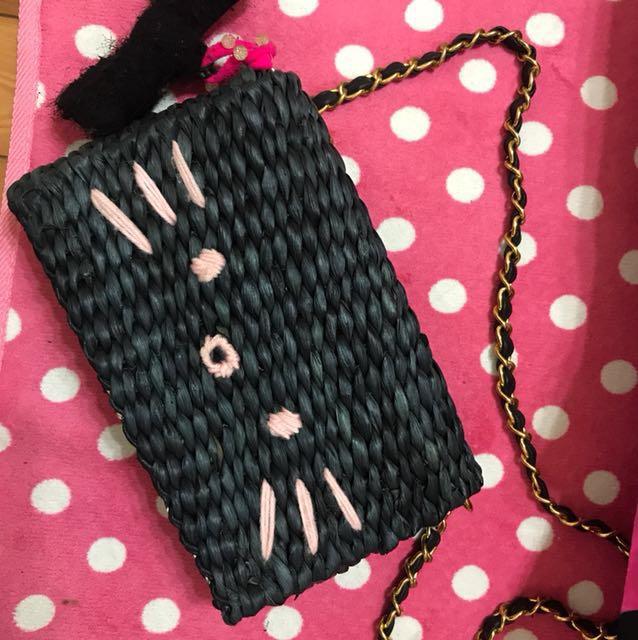 Kitty 編織包